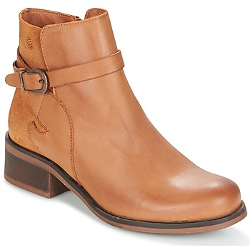 Chaussures Femme Bottines Betty London HEYLEY Camel