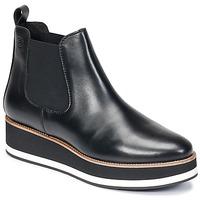 Chaussures Femme Boots Betty London HIRO Noir