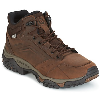 Chaussures Homme Boots Merrell MOAB VENTURE MID WTPF Marron