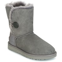 Chaussures Femme Boots UGG BAILEY BUTTON II Gris