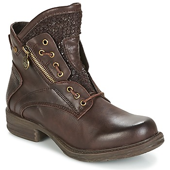 Chaussures Femme Boots Dockers by Gerli CORTA Marron