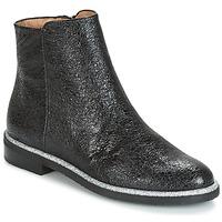 Chaussures Femme Boots Fericelli HOLGANE Noir