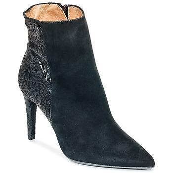 Chaussures Femme Bottines Fericelli HOLGI Noir