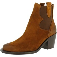 Chaussures Femme Bottines Sixty Seven 75492 marron