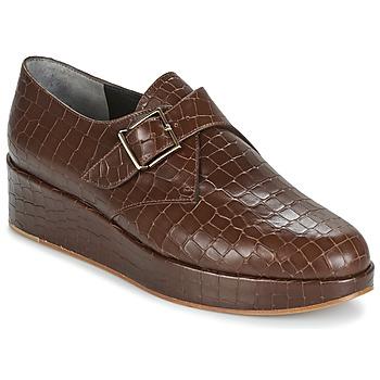 Chaussures Femme Derbies Robert Clergerie NONKA-V.COCCO-CHOCOLAT Marron