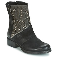 Chaussures Femme Boots Dream in Green HOULA Noir