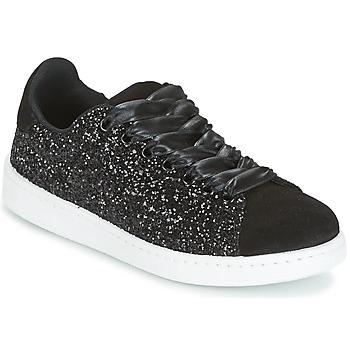 Chaussures Femme Baskets basses Yurban HELVINE Noir