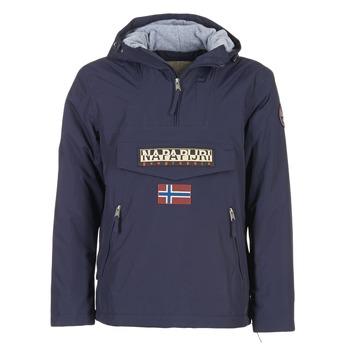 Vêtements Homme Parkas Napapijri RAINFOREST POCKET Marine