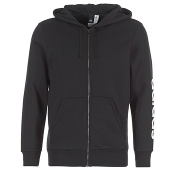 Vêtements Homme Sweats adidas Performance ESS LIN FZHOODB Noir