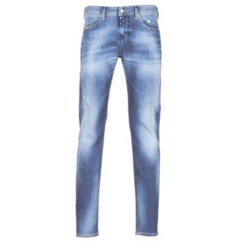 Vêtements Homme Jeans slim Diesel THOMMER Bleu 84GQ