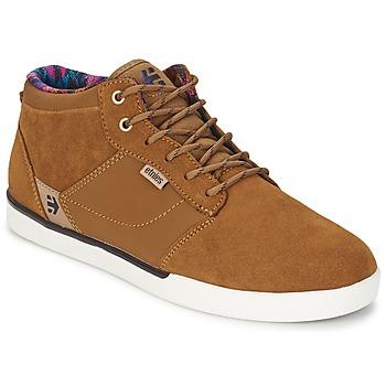 Chaussures Homme Baskets montantes Etnies JEFFERSON MID Marron