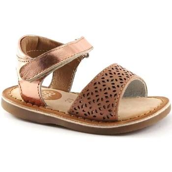 Chaussures Enfant Sandales et Nu-pieds Gioseppo 31801 bébé rose déchirant sandales en cuir Rosa