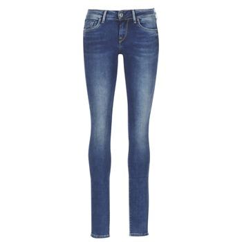 Vêtements Femme Jeans skinny Pepe jeans SOHO Z63 Bleu Medium