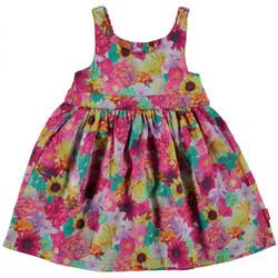 Vêtements Fille Robes Name It Kids ROBE  HENALLA BALLERINA MULTICOLOR Noir