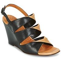 Chaussures Femme Sandales et Nu-pieds Chie Mihara CRUSH NOIR