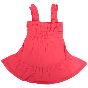 Vêtements Fille Robes courtes Guess Robe  SL Dress Corail Orange