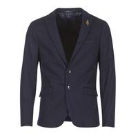 Vêtements Homme Vestes / Blazers Scotch & Soda DARLO Marine