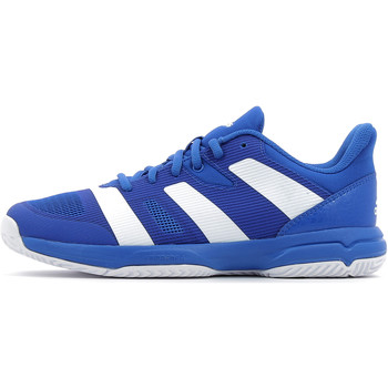 Chaussures Enfant Sport Indoor adidas Performance Stabil X Junior Blue / Footwear White