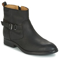 Chaussures Femme Boots Sebago NASHOBA LOW BOOT WP BLACK