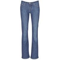 Vêtements Femme Jeans bootcut Yurban IHEKIKKOU BOOTCUT Bleu medium