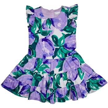 Vêtements Fille Robes courtes Interdit De Me Gronder Millenium Multicolore