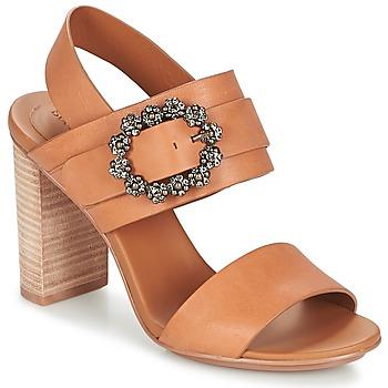 Chaussures Femme Sandales et Nu-pieds See by Chloé SB30123 Camel