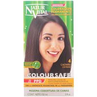 Beauté Accessoires cheveux Naturaleza Y Vida Coloursafe Tinte Permanente 4-castaño  150 ml