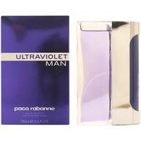 Beauté Homme Eau de toilette Paco Rabanne Ultraviolet Man Edt Vaporisateur  100 ml