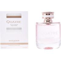Beauté Femme Eau de parfum Boucheron Quatre Pour Femme Edp Vaporisateur  100 ml