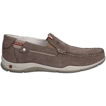 Chaussures Homme Mocassins Grisport 42605 N9MP Mocassins Man Brun Brun