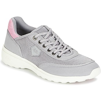 Chaussures Femme Baskets basses Aigle LUPSEE W MESH Gris / Rose