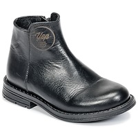 Chaussures Fille Boots Young Elegant People IVONNE Noir