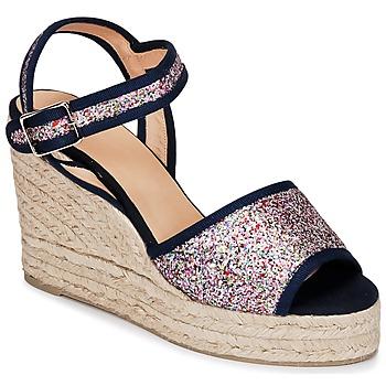 Chaussures Femme Sandales et Nu-pieds Castaner GALANTUS Multicolore