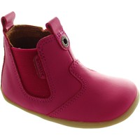 Chaussures Enfant Boots Bobux Step Up Jodphur Boot Rose