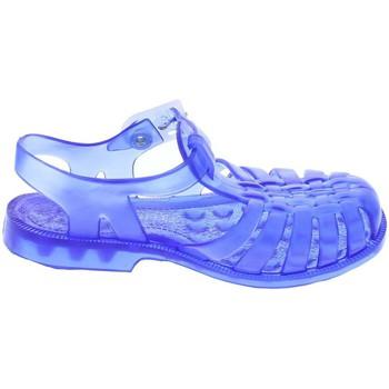 Chaussures Enfant Chaussures aquatiques Méduse Sandales en plastique bleu translucide Bleu