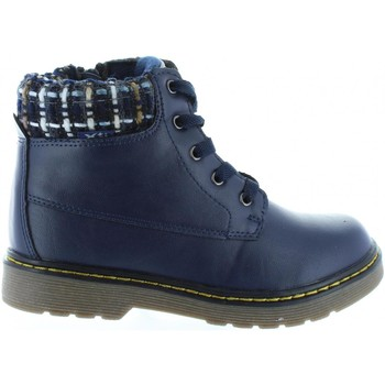 Chaussures Fille Bottines Xti 54018 Azul