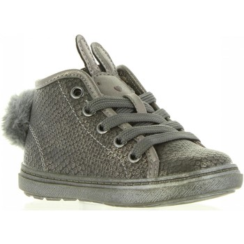 Chaussures Fille Baskets montantes Sprox 364631-B1080 Gris