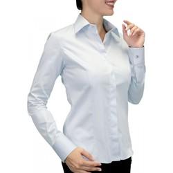 Vêtements Femme Chemises manches longues Andrew Mac Allister chemise mousquetaire new styl gris Gris