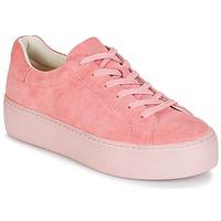 Chaussures Femme Baskets basses Vagabond JESSIE Chewing-gum
