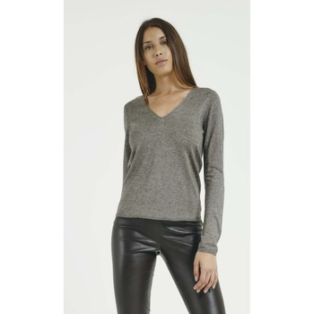 Vêtements Femme Pulls Max & Moi Pull NORMA Femme Collection Automne Hiver Beige