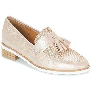 Chaussures Femme Mocassins Karston JICOLO Doré