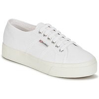 Chaussures Femme Baskets basses Superga 2730 COTU Blanc