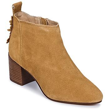 Chaussures Femme Baskets basses Esprit CANDY BOOTIE Camel