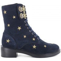 Chaussures Femme Bottines Lola Cruz Bottines- Bleu