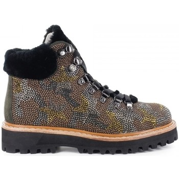Chaussures Femme Bottines Lola Cruz Bottines- Kaki