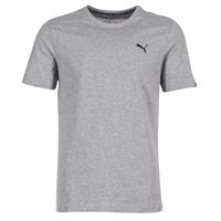 Vêtements Homme T-shirts manches courtes Puma ESS TEE Gris