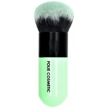Beauté Femme Pinceaux Folie Cosmetic - Pinceau Kabuki Vert Pastel Vert