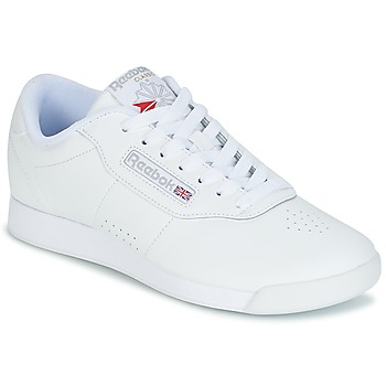 Chaussures Femme Baskets montantes Reebok Classic PRINCESS Blanc