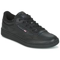 Chaussures Homme Baskets basses Reebok Classic CLUB C 85 Noir