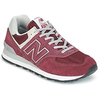 Chaussures Baskets basses New Balance ML574 Bordeaux